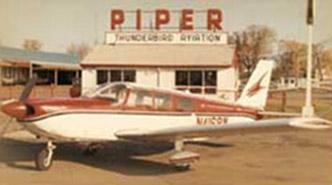 Thunderbird-Aviation-History