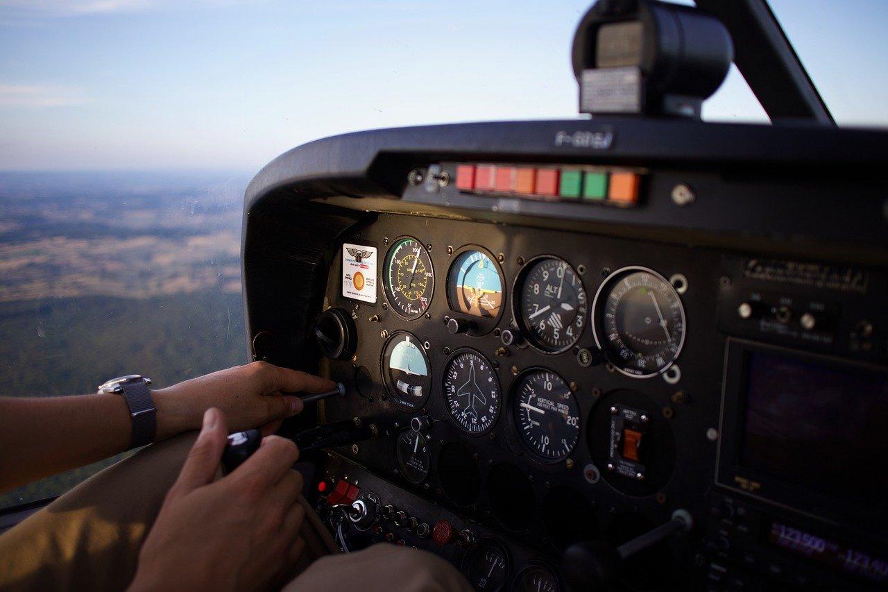 Flight Training Twin Cities